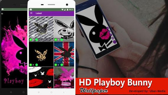 HD Playboy Bunny Wallpaper Apps On Google Play