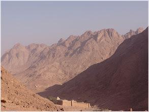 Photo: Monasterio de Santa Catherina. El Sinaí Egipto http://www.viajesenfamilia.it/