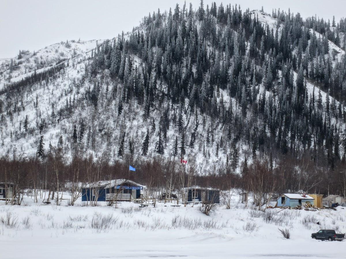 Inuvik Reindeer Station