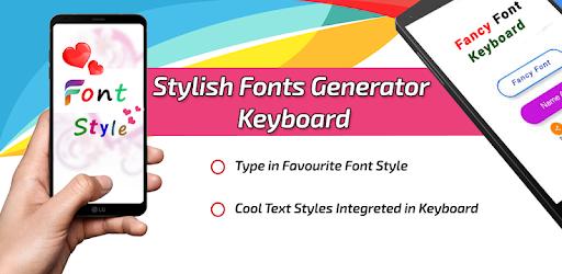 Stylish Fonts Keyboard Fancy Text Styles