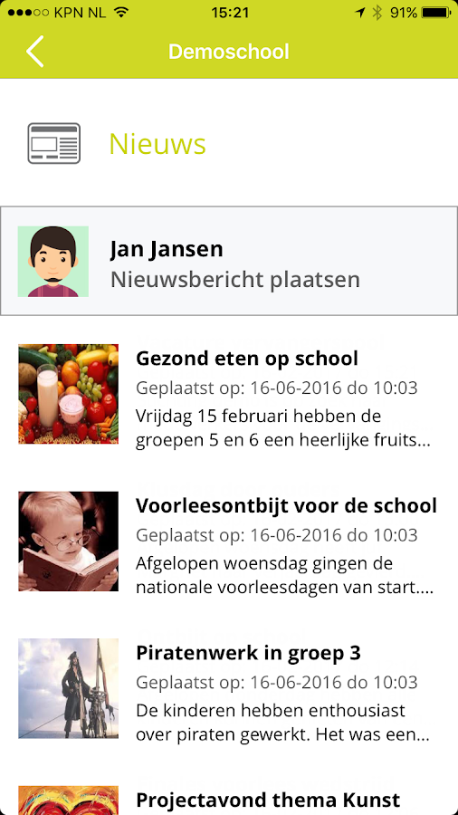 SchoolWapps: screenshot