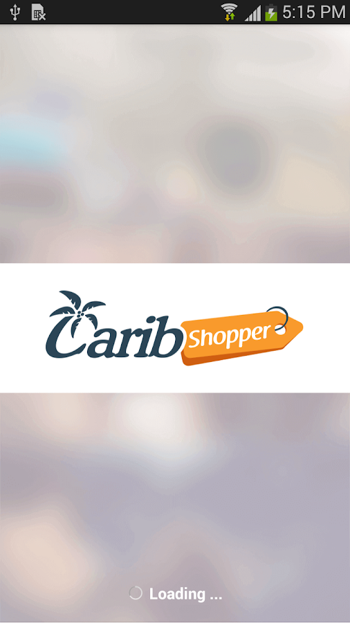 CaribShopper- screenshot