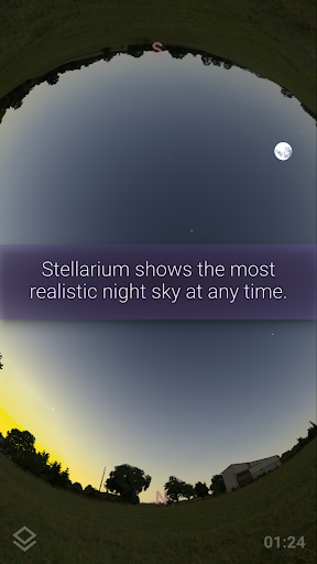 Stellarium screenshot 1