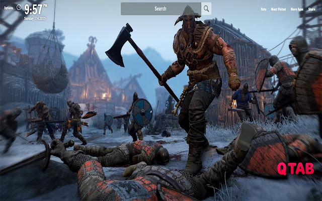 For Honor New Tab For Honor Wallpapers