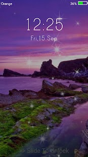 Awesome Live Wallpapers ( Lock Screen ) - náhled