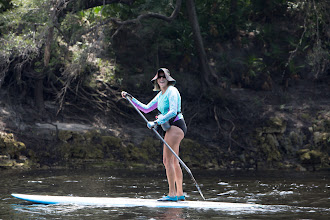 Photo: happy to stand up and paddle