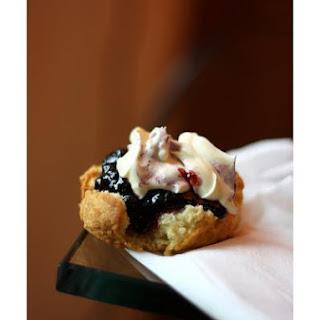 Blueberry Cream Scones