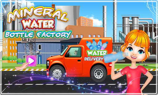 Mineral Water Factory: Pure Water Bottle Games 1.0 screenshots 6