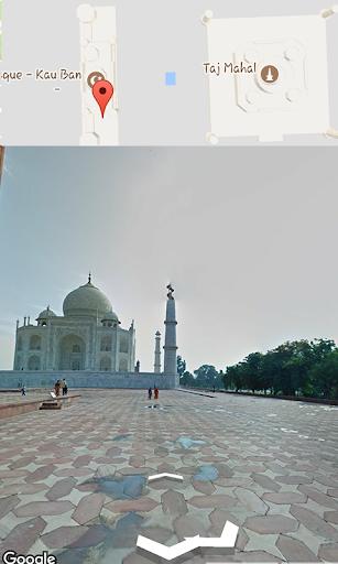 World Earth Map - Live Street View 1.0 screenshots 3