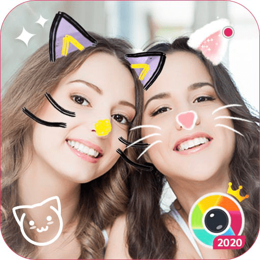 Sweet Snap - Câmera de Beleza e Filtro Facial