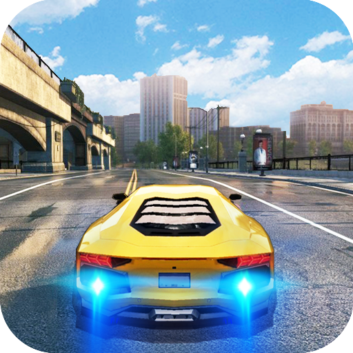 Racing Traffic 3D
