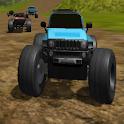 Monster Truck Racing Adventure icon