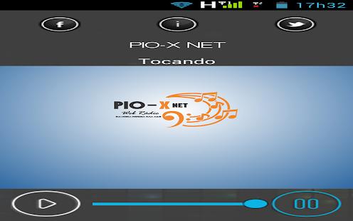 PIO-X NET - náhled