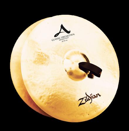 "20"" Zildjian Classic Orchestral Selection - Medium Light"