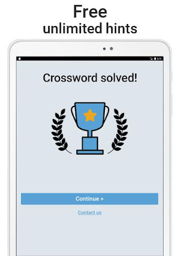 Crossword Puzzles android2mod screenshots 9