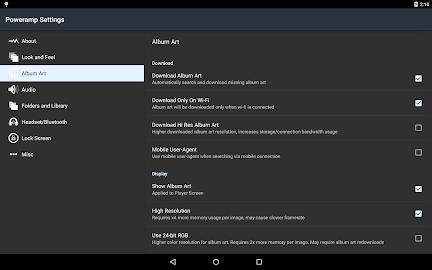 Poweramp Full Version Unlocker Screenshot 15