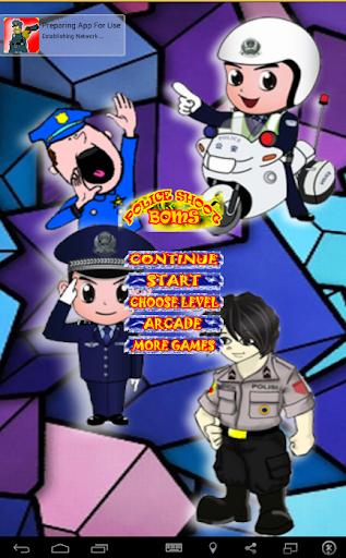 Police Shoot Boms