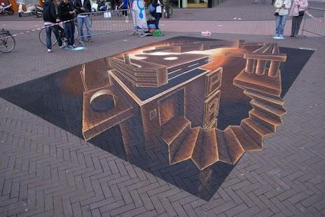 3D Street Design Idea - náhled