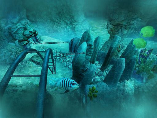 VR Roller Coaster Temple Rider  screenshots 10