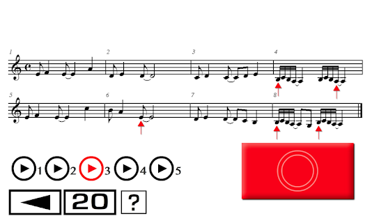 Read Music PRO - náhled