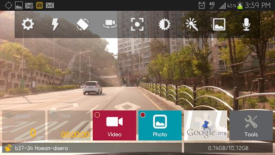 AutoBoy Dash Cam – BlackBox 1
