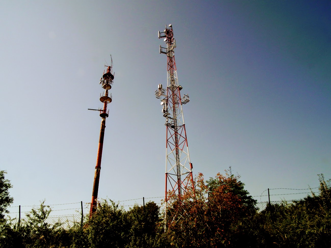 Pásztó/Mátraszőlős - DVB-T gapfiller