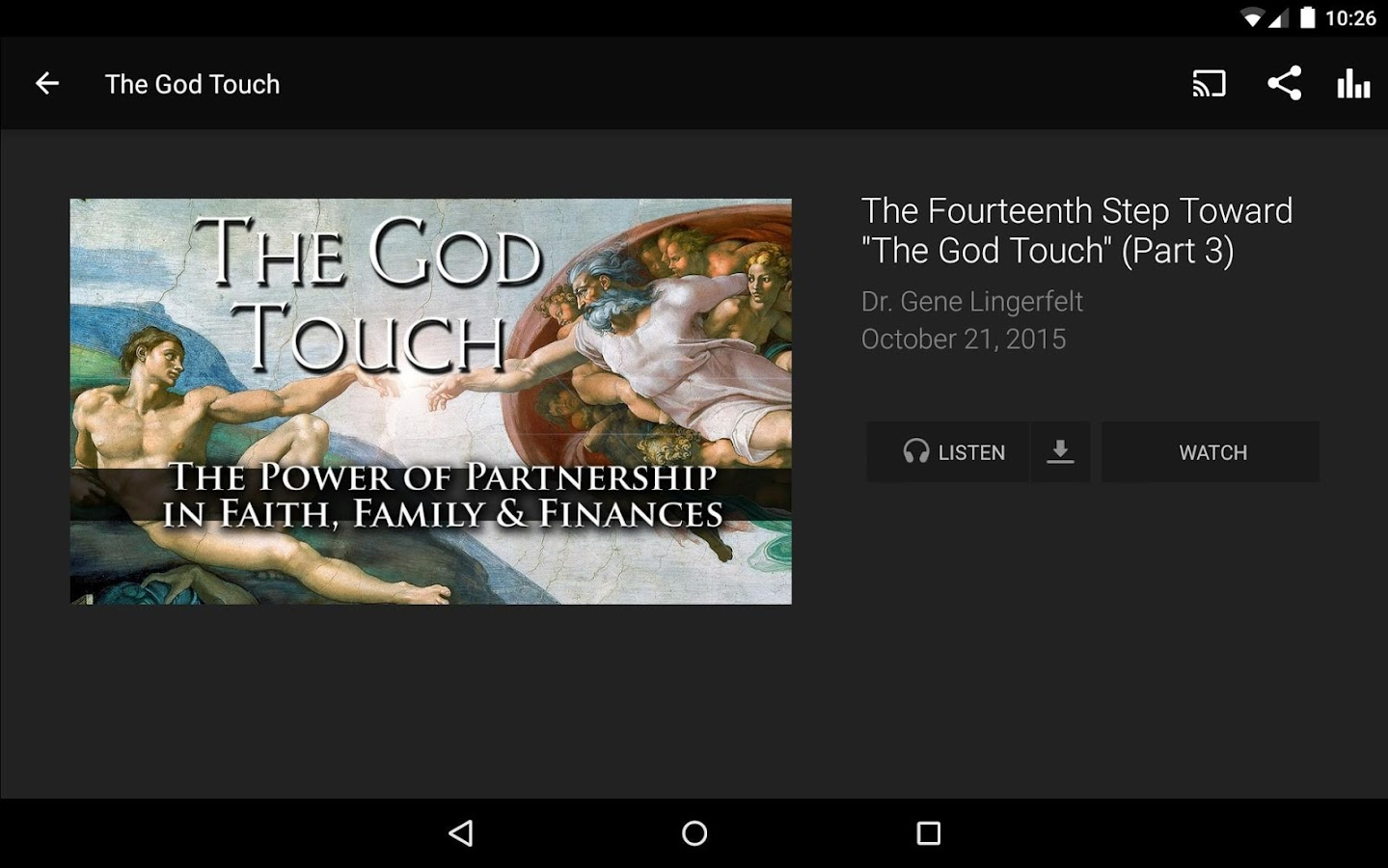 Faith Christian Center- screenshot