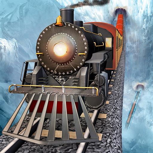 Train Simulator Uphill Drive Icon