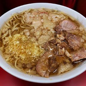 【激烈グルメ】ラーメン二郎の野菜ヌキが激烈ウマイ! ガッツリ脂と豚とニンニクを味わえる究極系「上野毛店が最強」