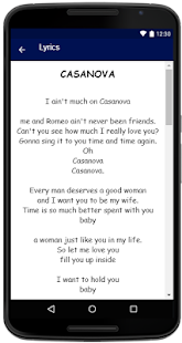LeVert Songs Lyrics - náhled