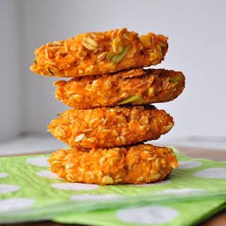 Sweet Potato Veggie Burgers.