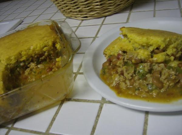 Chipotle Tamale Pie Recipe