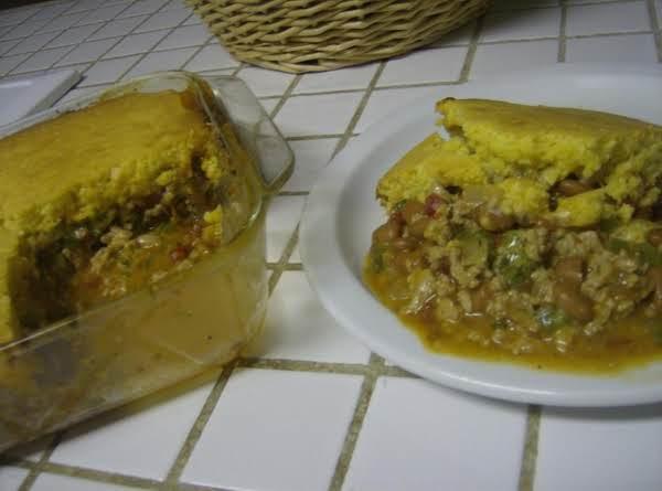 Chipotle Tamale Pie