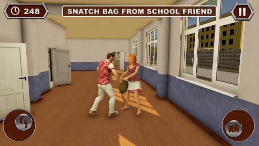 Gangster In High School: American Bully Boy 1.0 screenshots 2