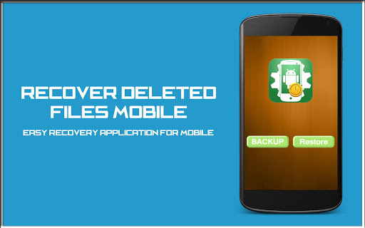 Recover Deleted Files Mobile