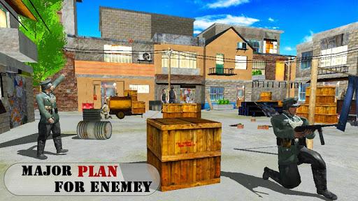 Commando Missions Combat Fury  screenshots 3