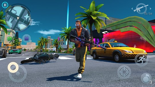 Gangstar Vegas: World of Crime 4.9.1a MOD APK (Unlimited Money+VIP Gold Status) 3