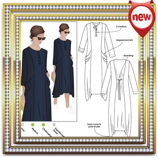 ????Clothing Pattern Design???? icon