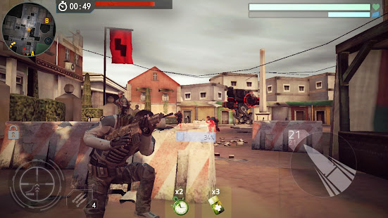 Game Black War Sniper APK for Windows Phone