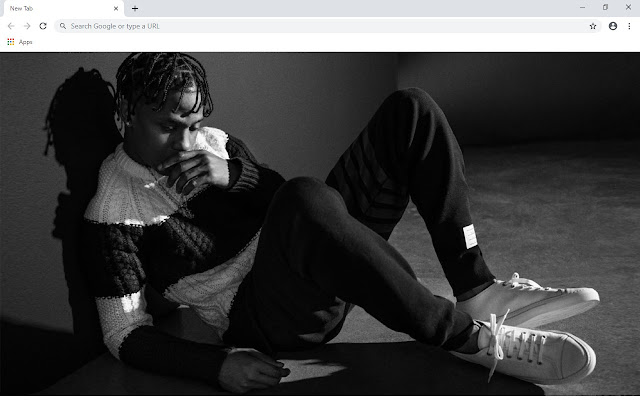 Travi$ Scott New Tab & Wallpapers Collection