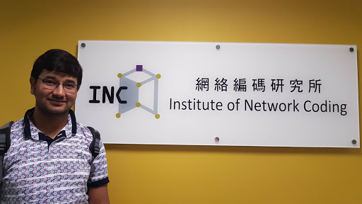 Institute of Network Coding