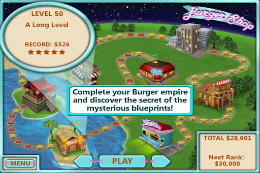 Burger Shop - Free Cooking Game apkpoly screenshots 4