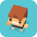 Wunder Run: Boxy Superb Hopper icon