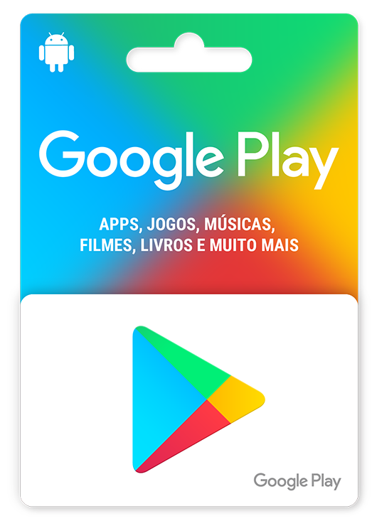 Vales-presente do Google Play