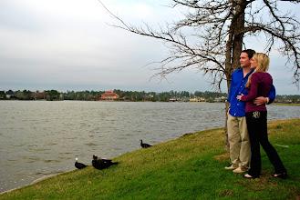 Photo: Professional Engagement Photo Shoot ~ January 2009