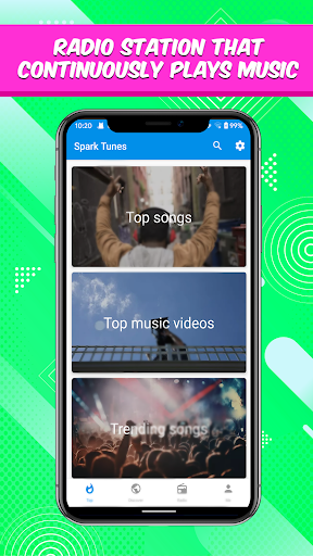 Spark Music screenshot 4