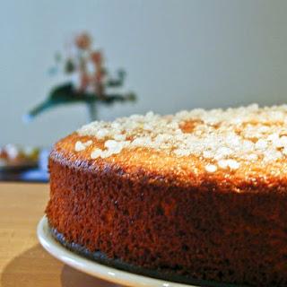 Flourless Orange and Ginger Cake.