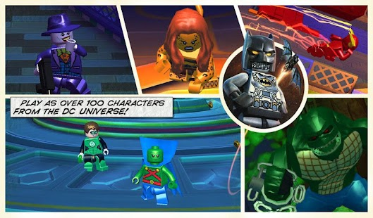 LEGO® Batman: Beyond Gotham Screenshot