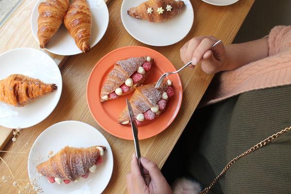 小島遇見他-逢甲巷弄老宅甜點屋,美味草莓季產品