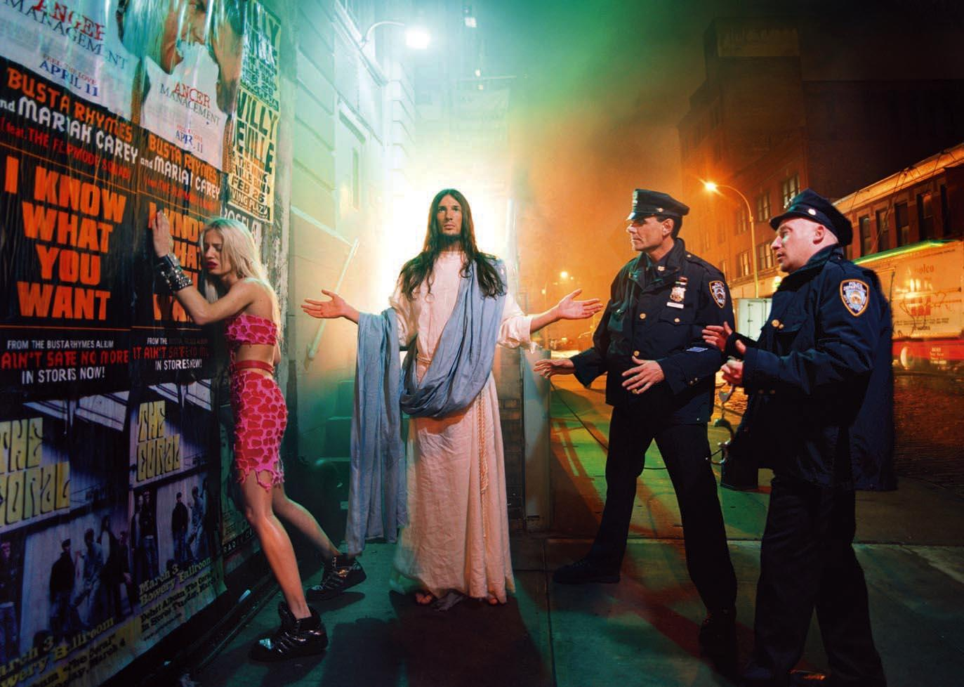 Jesus is My Home Boy by David LaChapelle - Guy Hepner | Art Gallery |  Prints for Sale | Chelsea, New York City